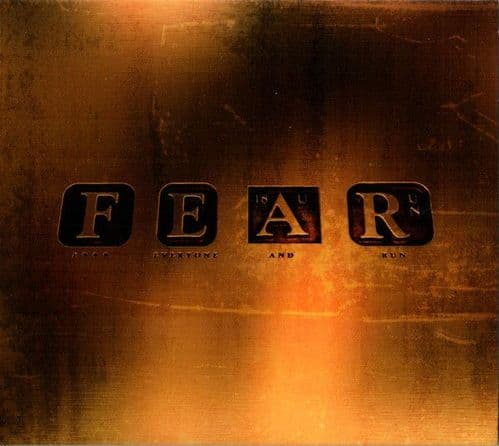 Marillion<br>FEAR (F*** Everyone And Run)<br>CD,